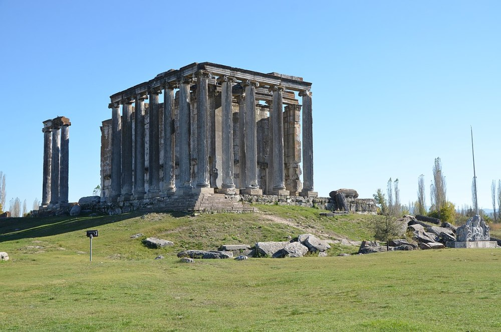 TEMPLE OF ZEUS AT AIZANOI,Turkey