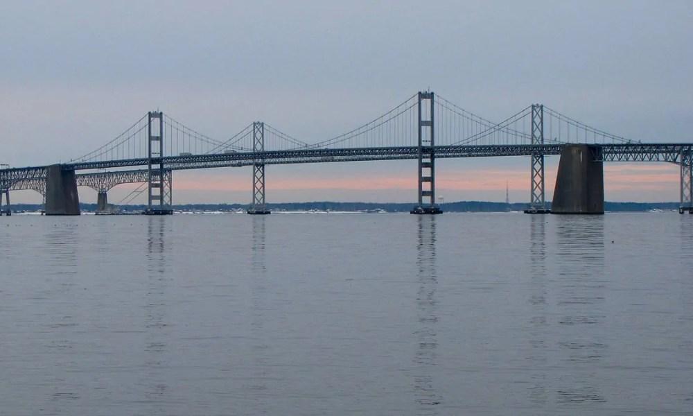 Chesapeake Bay Bridge-Tunnel- 17.6 Miles (28 KM)