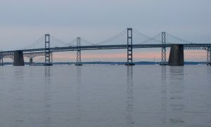 Chesapeake Bay Bridge-Tunnel- 17.6 Miles (28 KM)