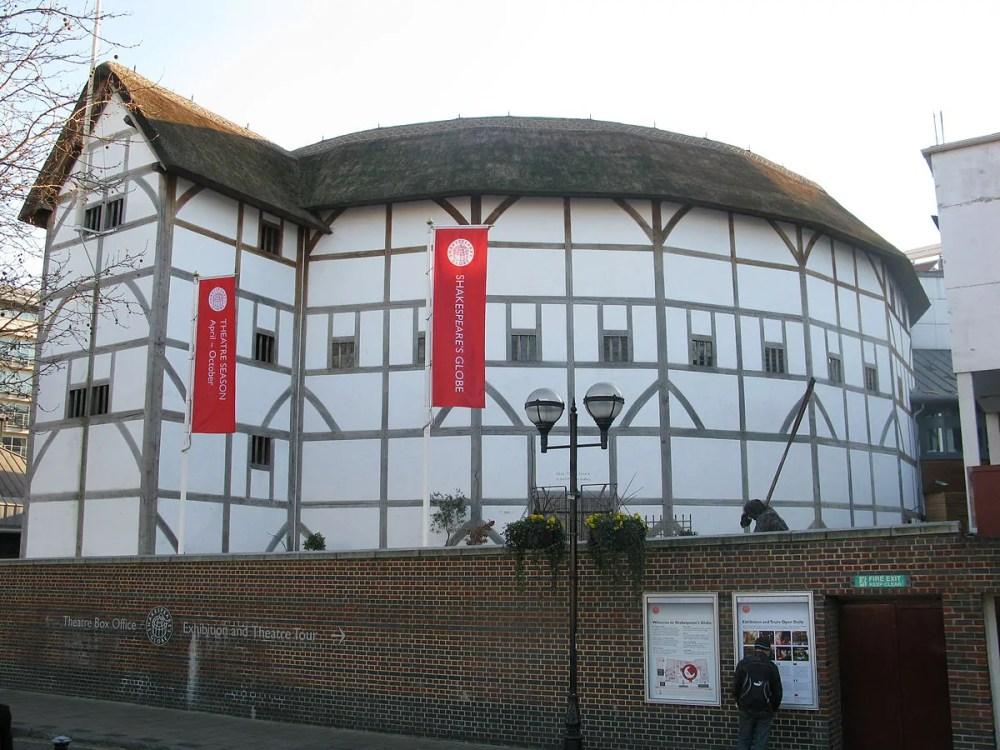 The Original Globe Theatre London, England