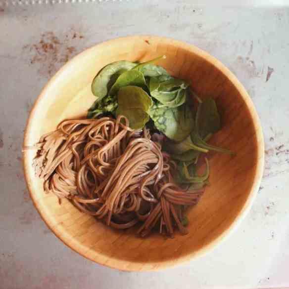 Buddha bowl step by step