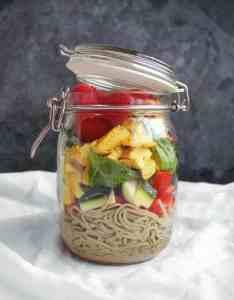 Vegan Mason Jar Recipes