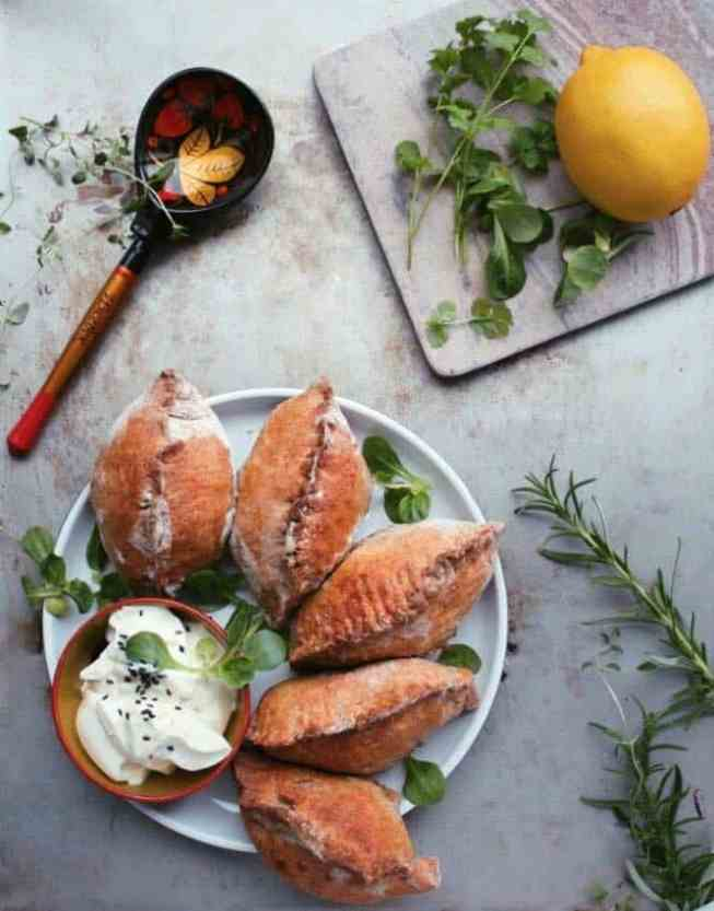 Vegan Pirozhki recipe