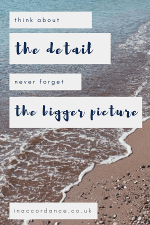 Why to think bigger