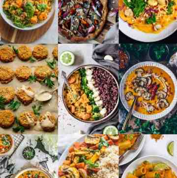 20 easy vegan pumpkin recipes for lunch and dinner