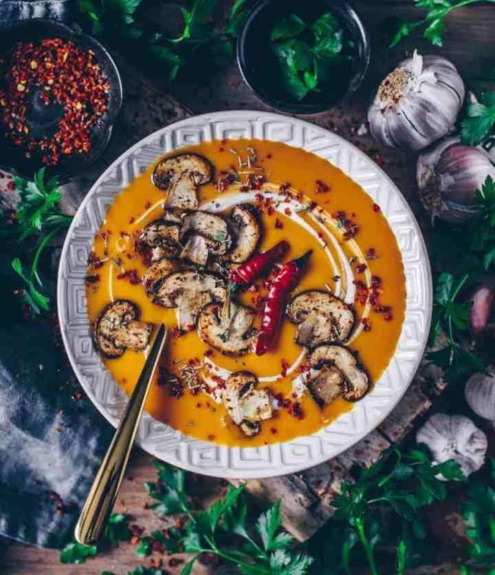 My favourite pumpkin soup Bianca Zapatka