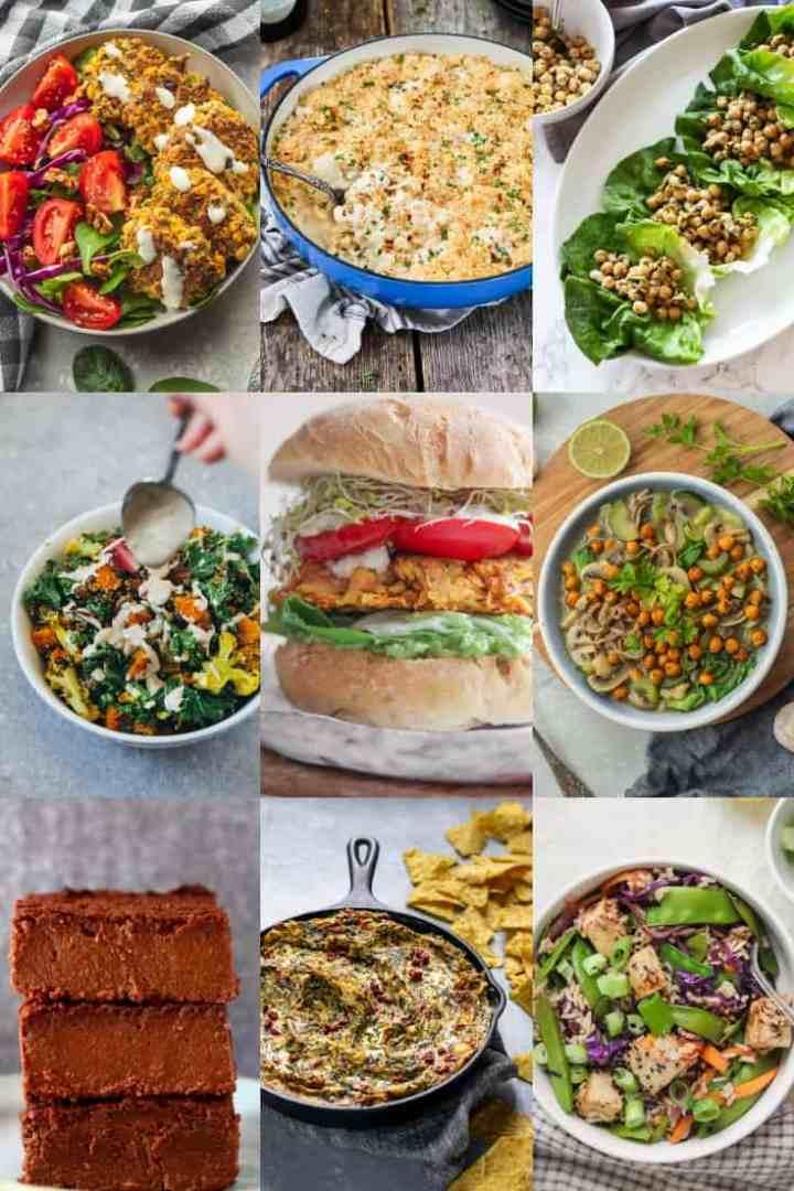 25 vegan recipes that make vegetables taste good