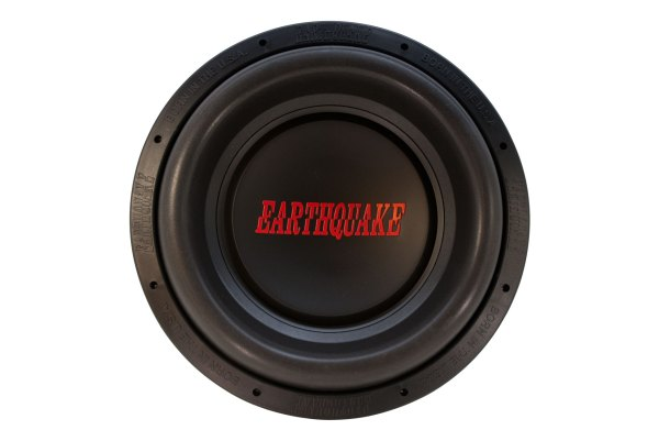 Earthquake Car Subwoofer Speakers Audio System