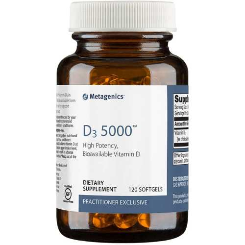 D3 5000 Metagenics