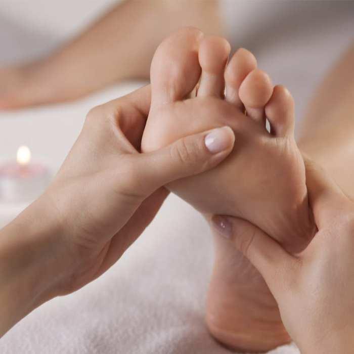earthsavers reflexology massage