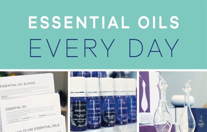 Earthsavers - Essential Oils Every Day