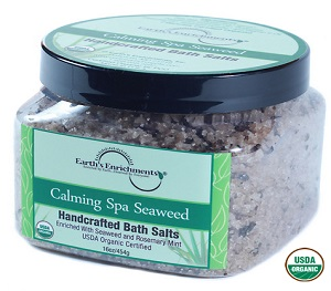 Bath Soak | Bath Salts (USDA Organic)