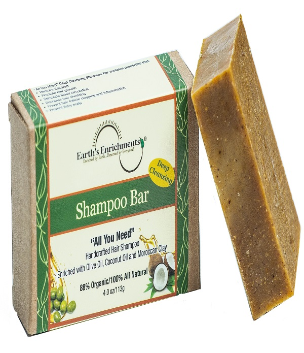 Hair Shampoo Bar Soap