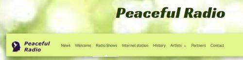 peaceful radio