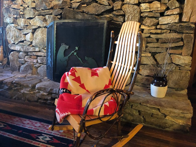 Fireplace Rocker
