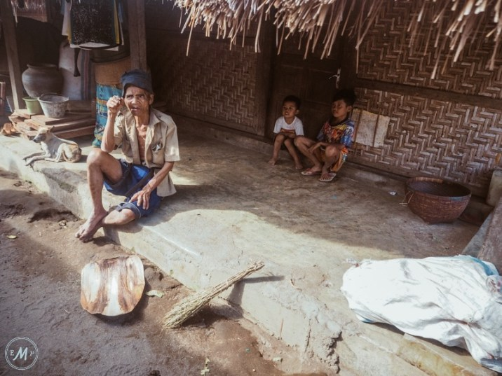 Things to do in Lombok: visit a traditional village