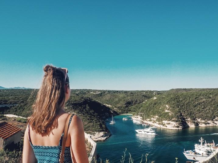 Travel Guide to Bonifacio Corsica