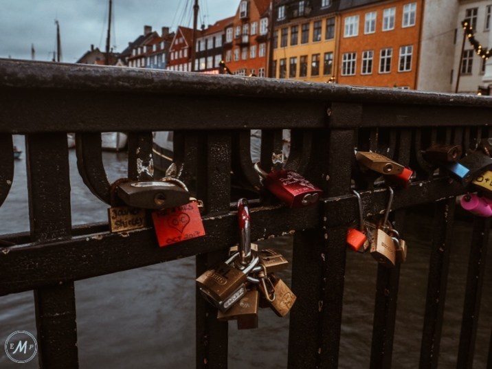 winter in Copenhagen - Nyhavn two