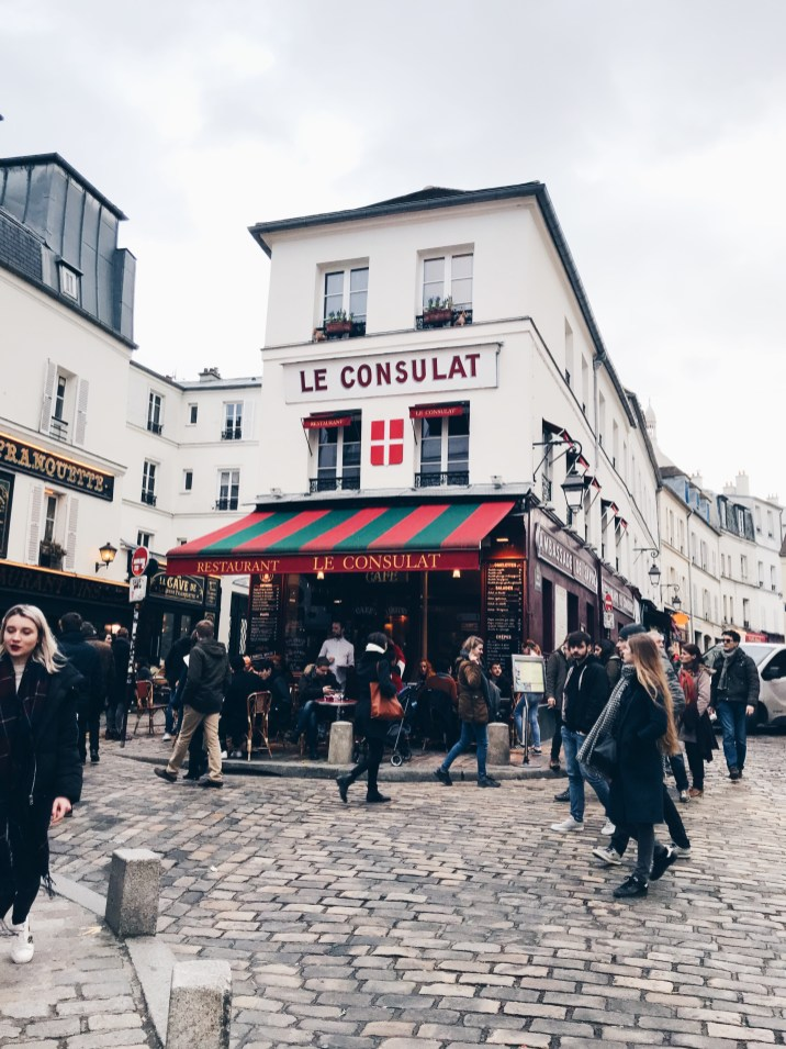 Montmartre, two days in paris itinerary