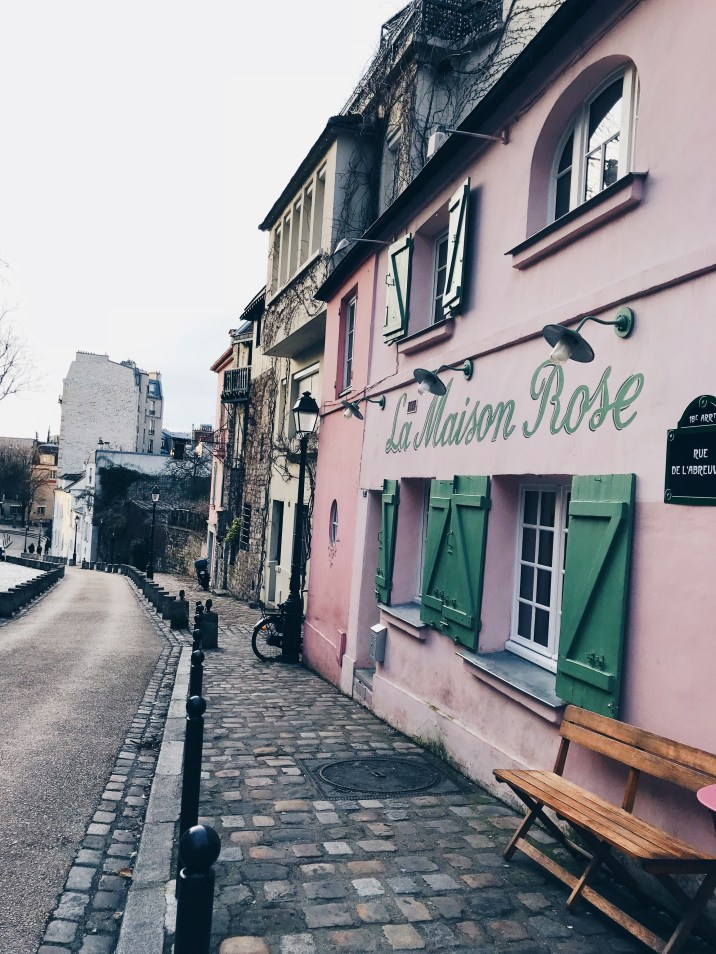 top things to do in paris - Montmartre