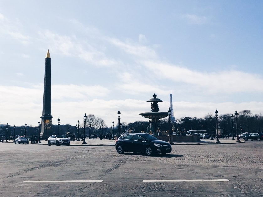 top things to do in paris - Place de la Concorde