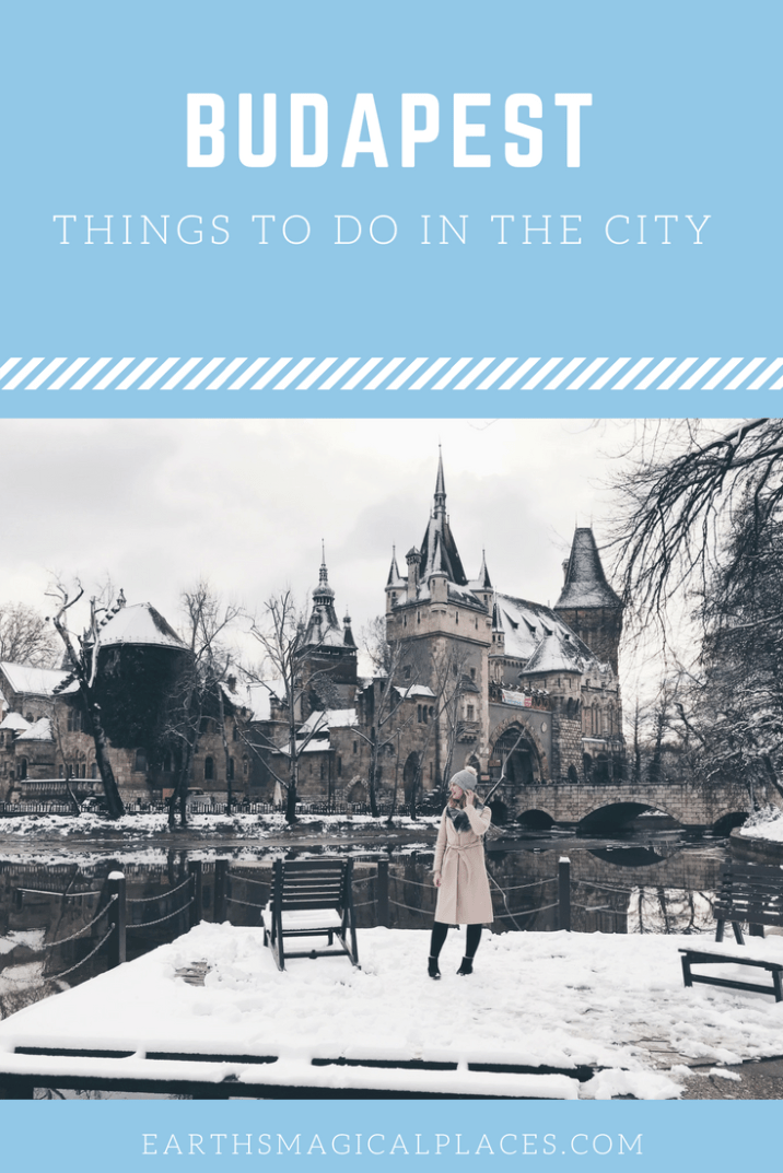A guide of the things to do in Budapest Hungary! As one of the worlds most beautiful places you must travel to Budapest! Thermal baths, amazing nightlife and breath-taking architecture make this European city a must visit! #Budapest #Hungary #Travel
