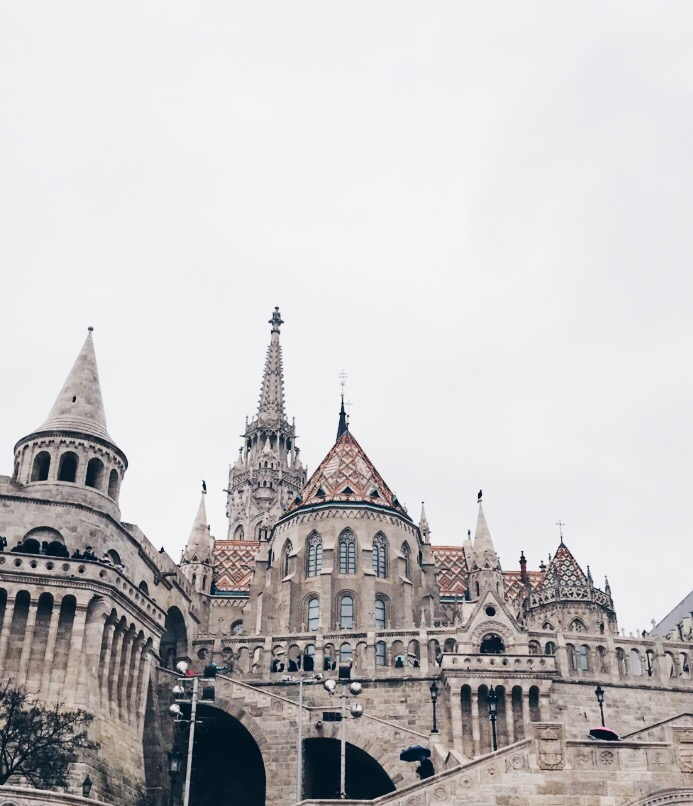 Places to see in budapest - Fisherman's Bastion