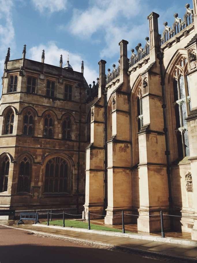 Trips to Windsor Castle St George's Chapel