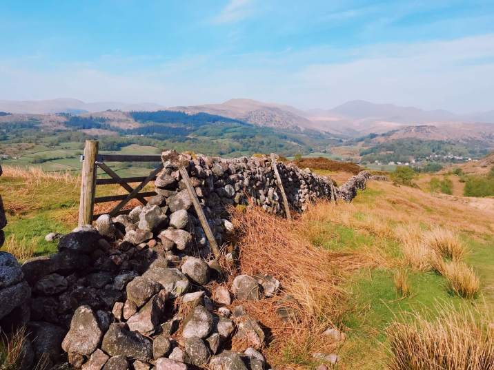 Muncaster Fell Eskdale Lake District