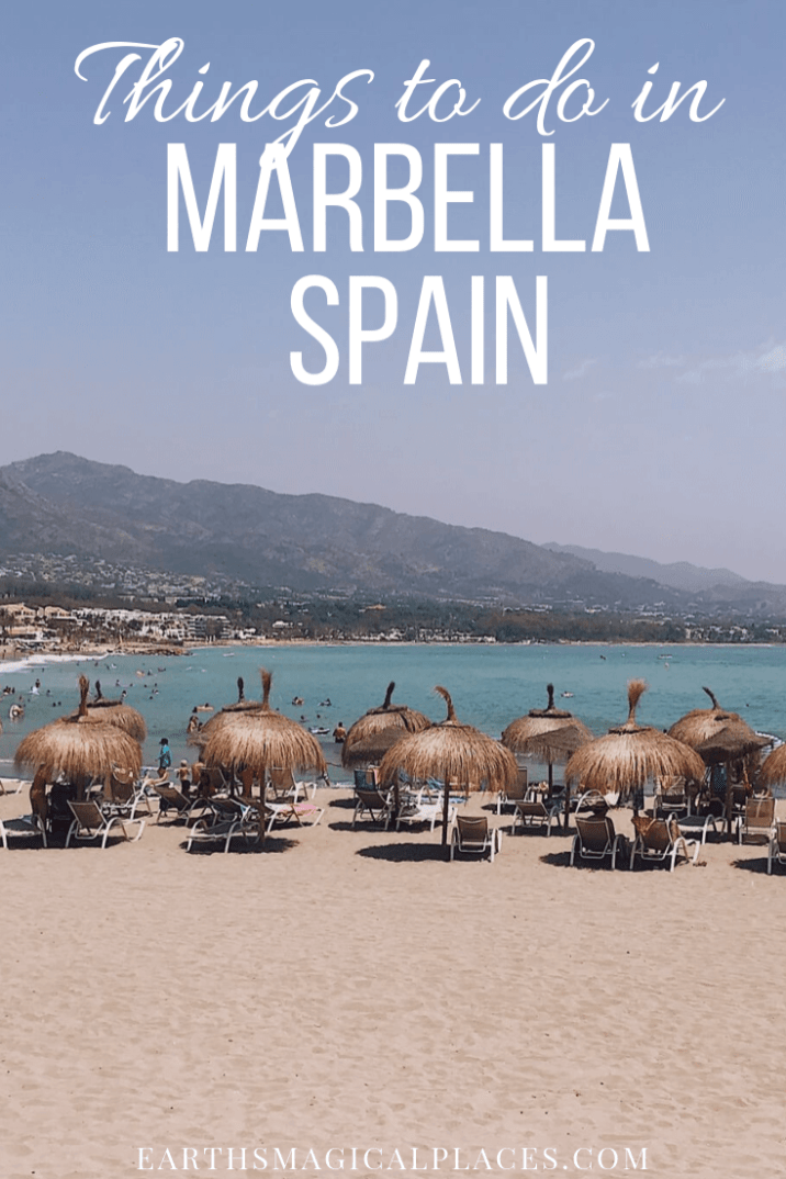 All the best things to do in Marbella Spain, from a visit to the beach and Marbella Old Town to the best restaurants, shopping and nightlife. This post is the ultimate luxury travel guide to Marbella Spain. #Luxury #Travel #Marbella #Spain #Beach