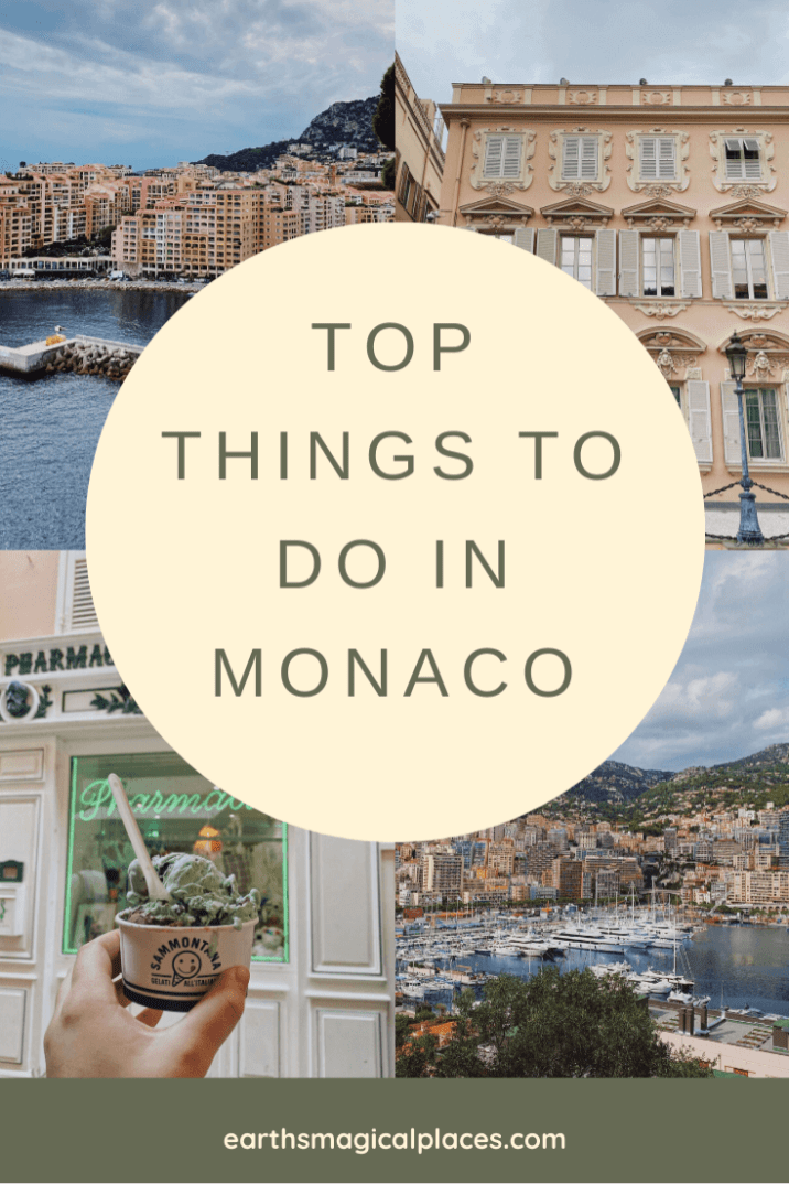 All the best things to do in Monaco on a day trip from Nice France! Travel in style and luxury and enjoy the landscape and aesthetic of one of the most beautiful places in Europe! From the Monte Carlo Casino to the Palace of the Royal Family... Click to read more! #Monaco #Travel #France #Luxury