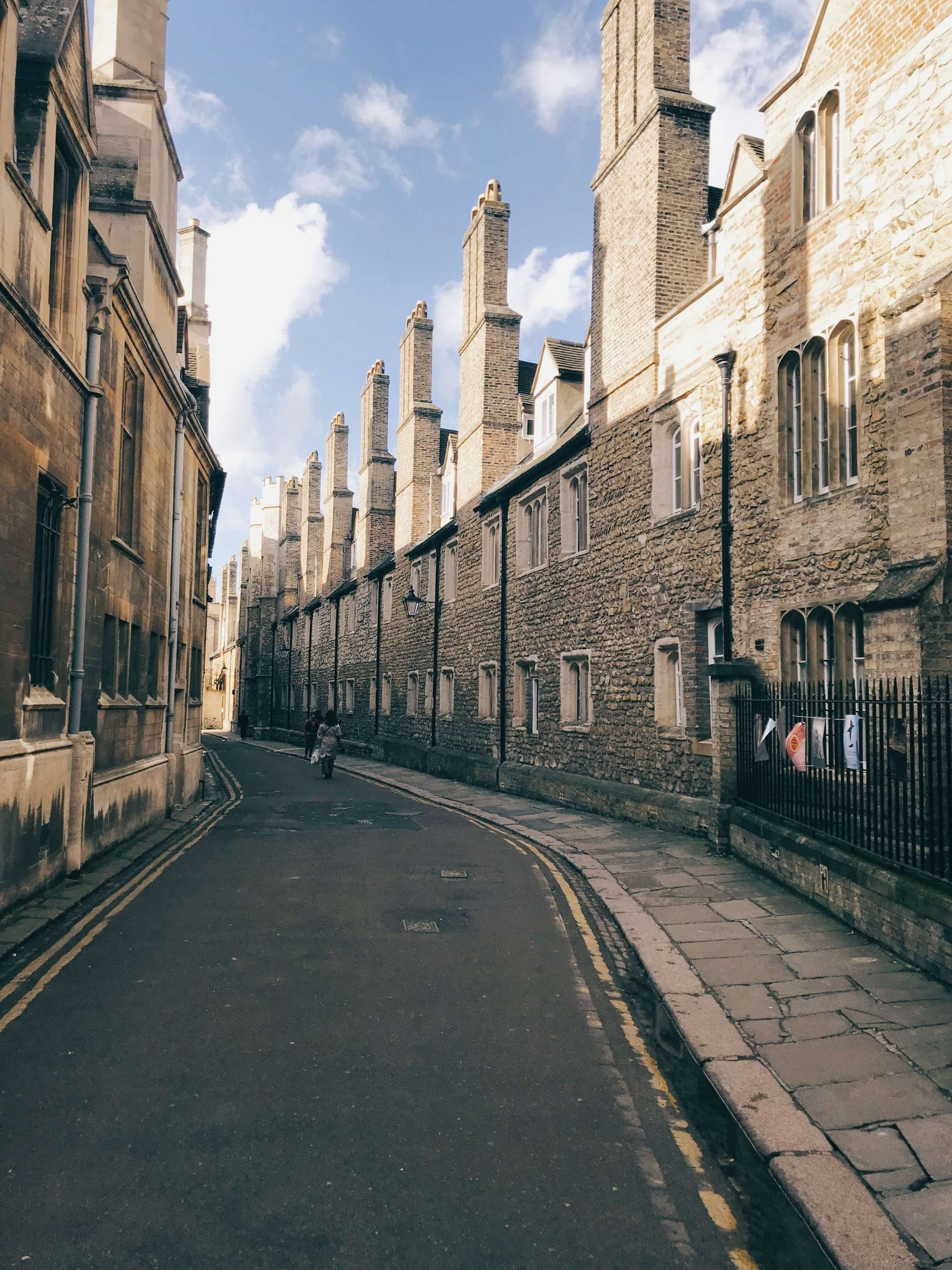 Holiday destinations UK Cambridge