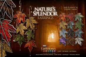 naturessplendorearrings