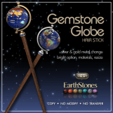 Gemstone Globe Hairstick3