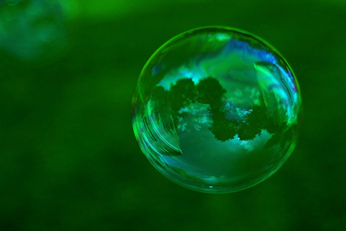 bubble sml 700x467 EarthTalk: Questions & Answers About Our Environment