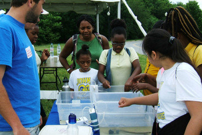 dcys4 400x267 Environmental Youth Summit Focuses on Restoring DCs Anacostia Watershed
