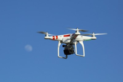 drone 400x267 How can drones help environmentalists?