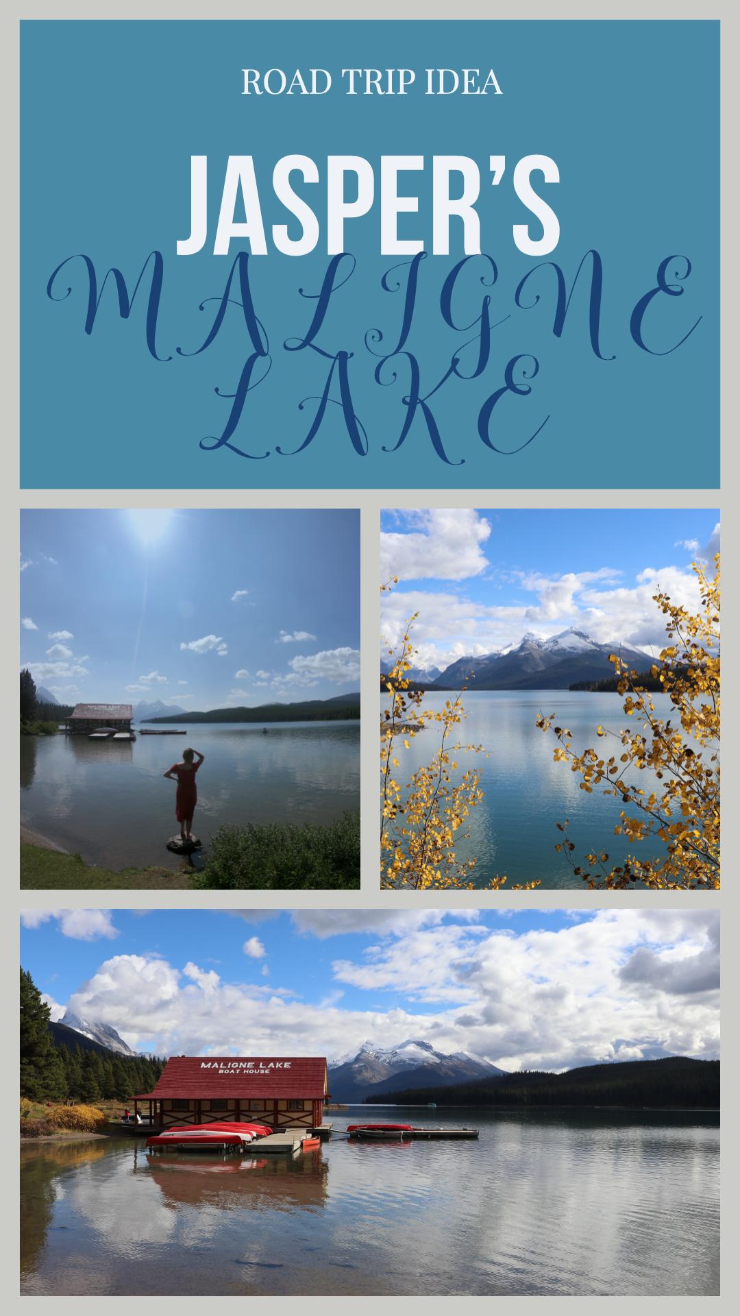 Canada Road Trip: Maligne Lake Road, Maligne Lake, Jasper!