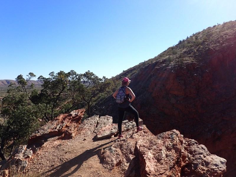 Serpentine Gorge Lookout - Australia