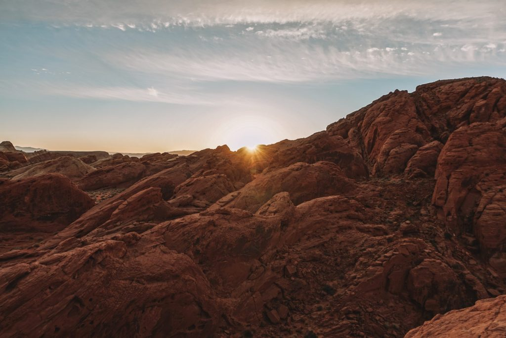Valley of Fire Sunrise