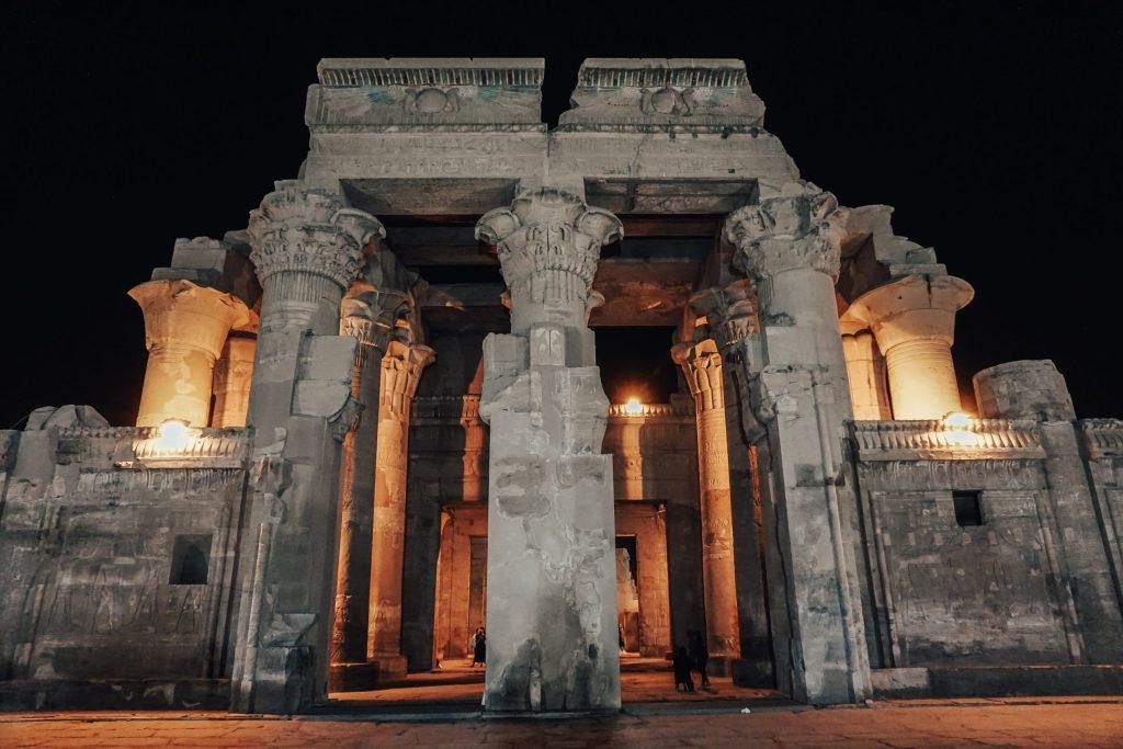 Kom Ombo Temples Egypt
