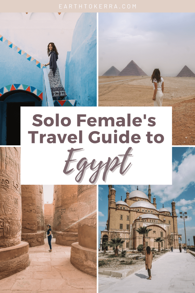 Solo Female's Travel Guide to Egypt