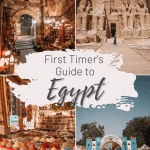 First Timer's Guide to Egypt