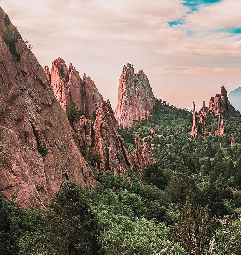 Garden of the Gods, Fun Things to Do in Colorado Springs
