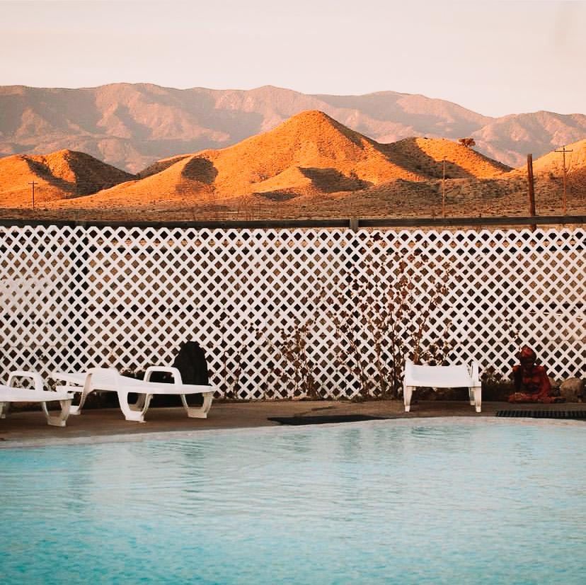 Fun Things to Do in Colorado Springs, Desert Reef Hot Springs
