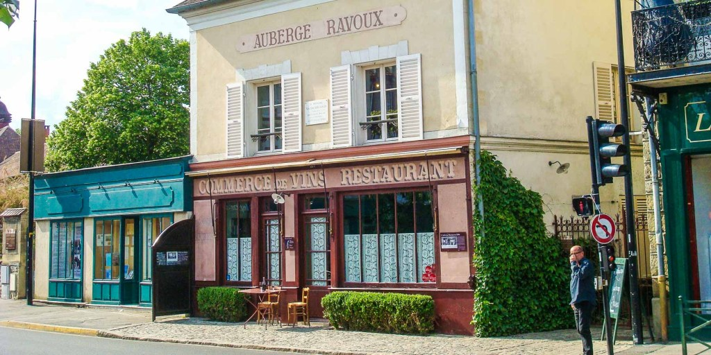 Picture of Auberge Ravoux.