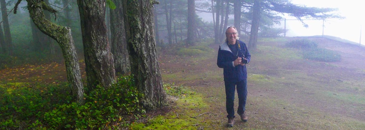 Andy tells you how to buy a good DSLR camera for beginners so you can shoot foggy landscapes.