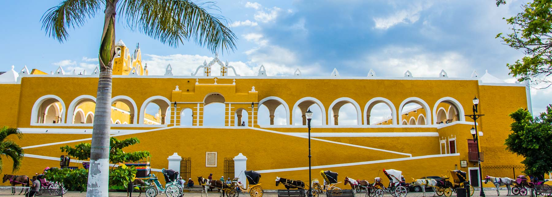 Take In The Magic of Izamal, Mexico's Yellow City