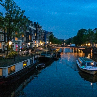 Airbnb houseboat in Amsterdam canal, useful travel resources