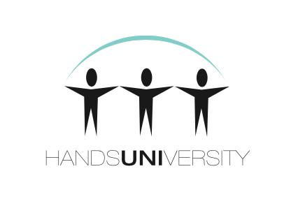 Hands University Logo
